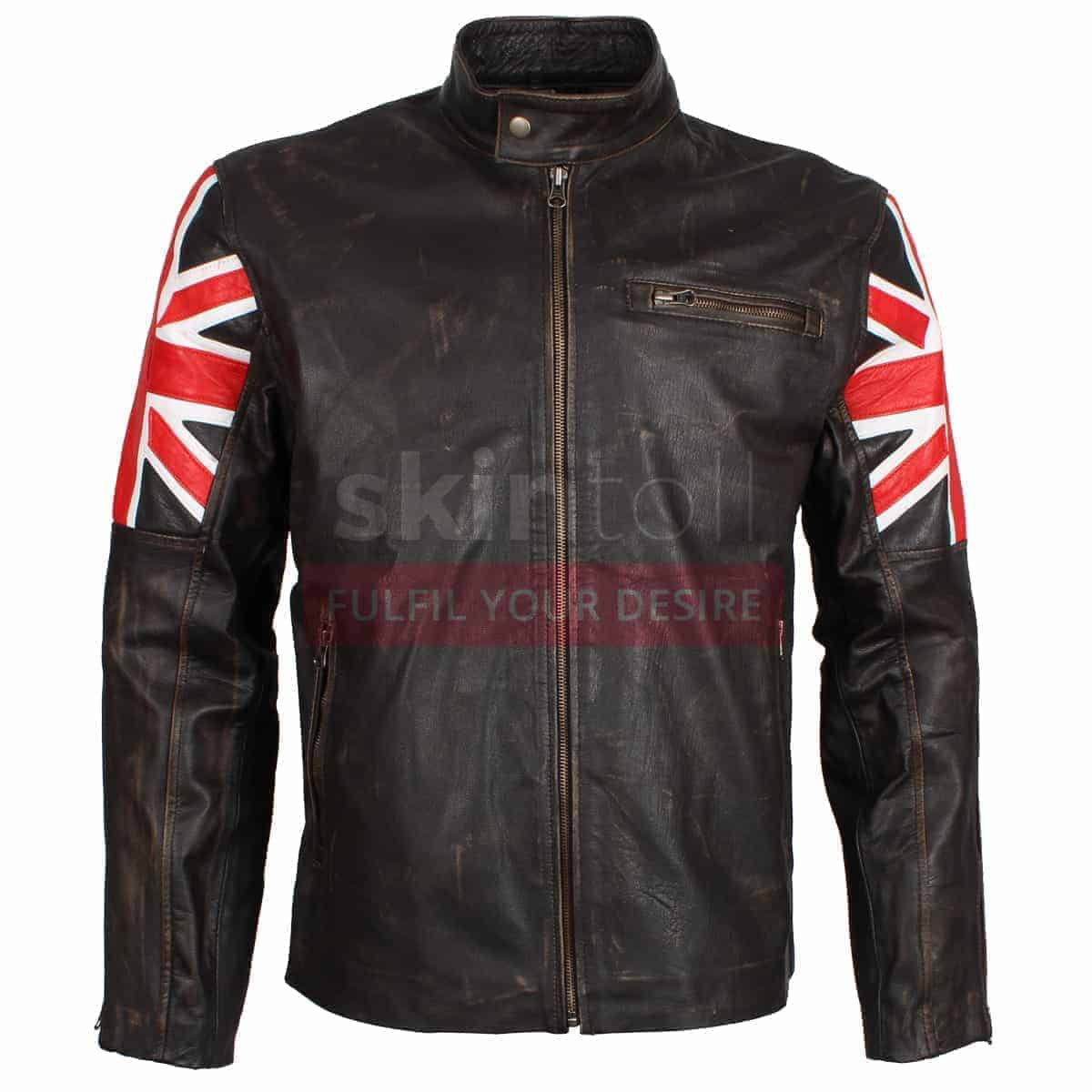 motorcycle leather jacket size guide