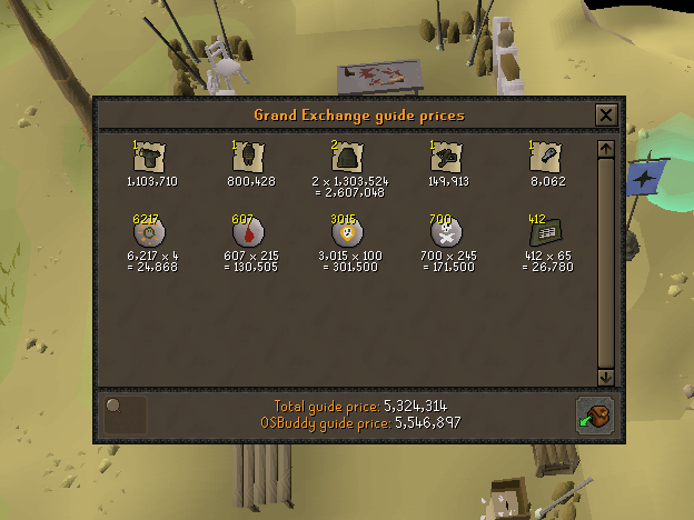 1 99 herblore guide 2007 profit