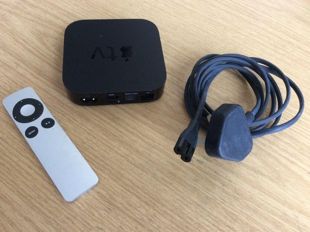 apple tv setup guide 3rd generation