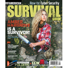american survival guide back issues