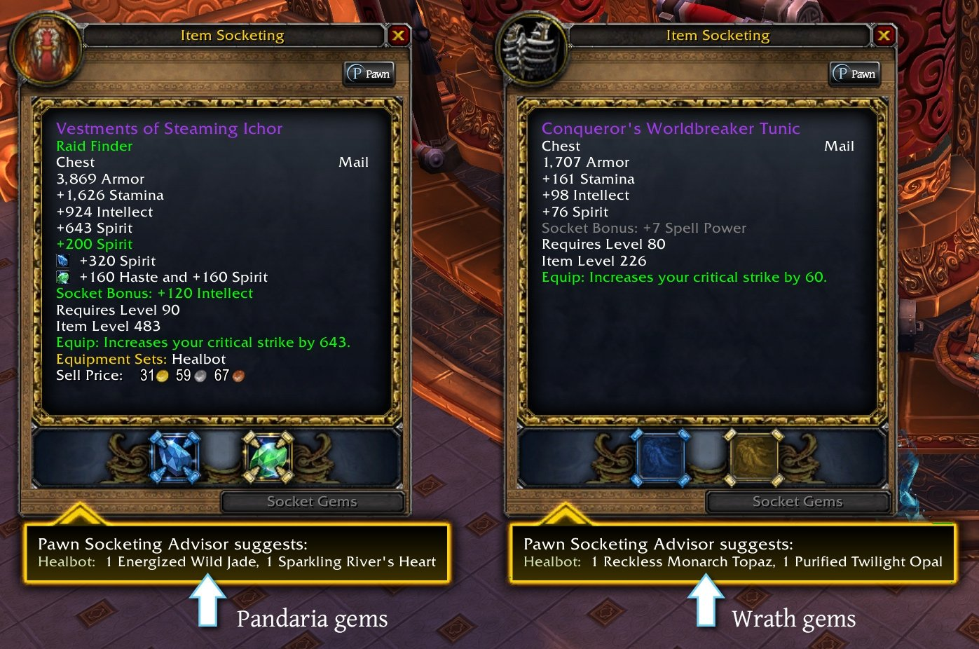 tell me when addon guide