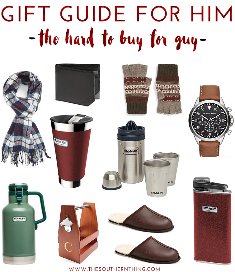 anniversary gift guide for him