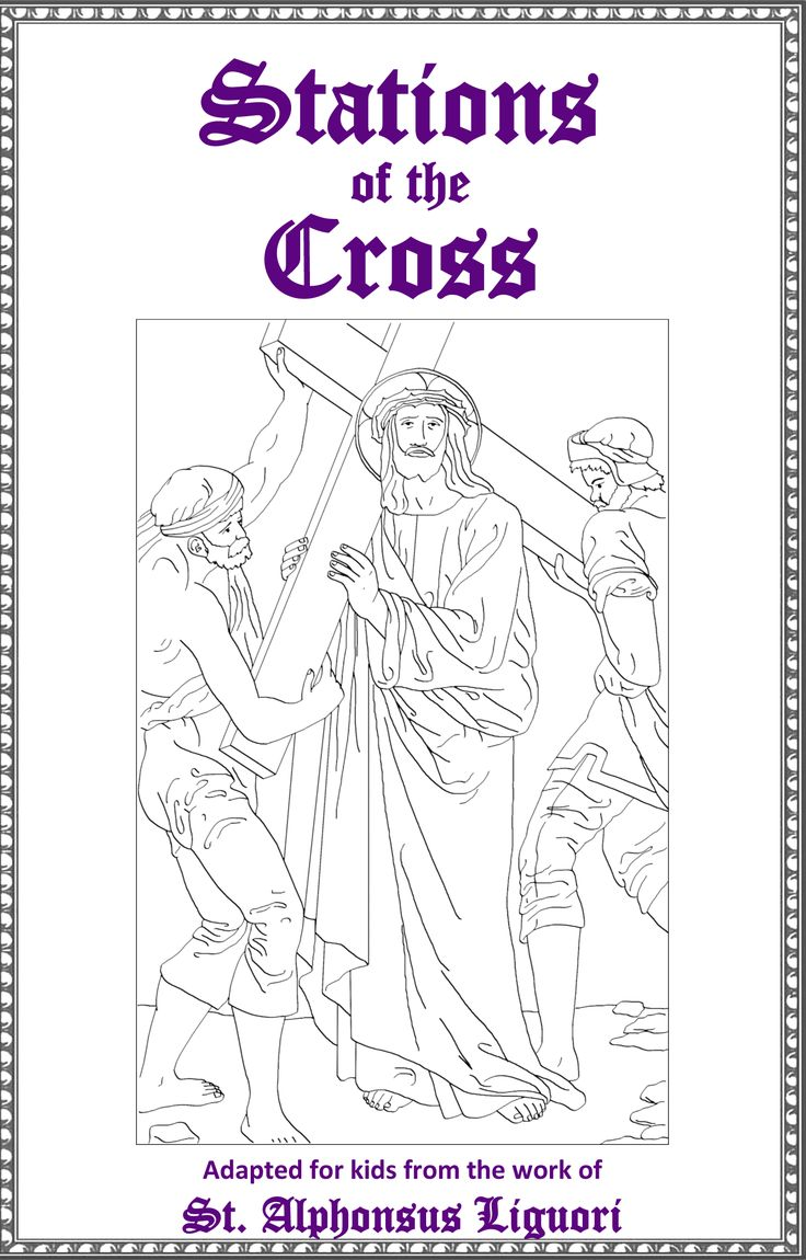 station of the cross prayer guide pdf