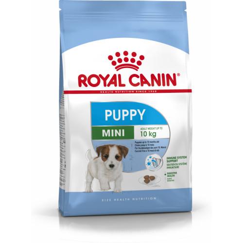 royal canin junior mini feeding guide
