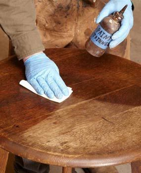 restoring antique furniture a complete guide