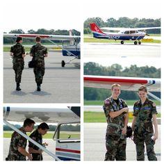 air force cadet uniform guide