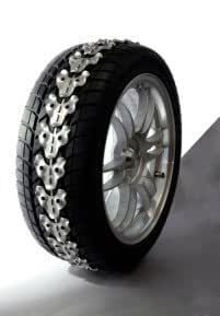 michelin easy grip snow chains size guide