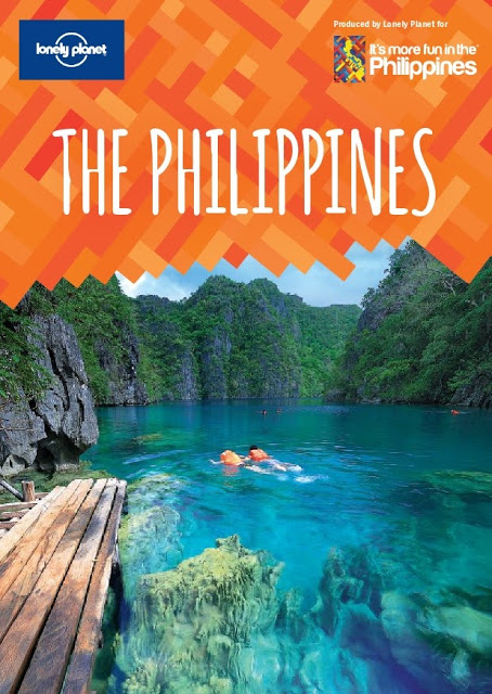 lonely planet philippines travel guide