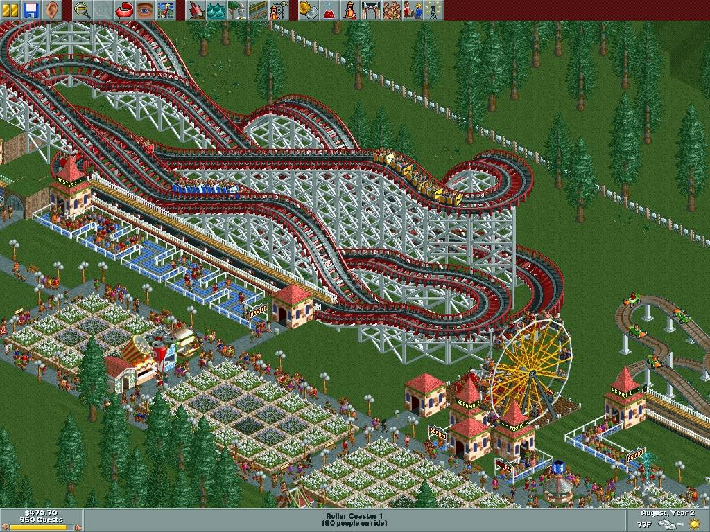 roller coaster tycoon 2 guide