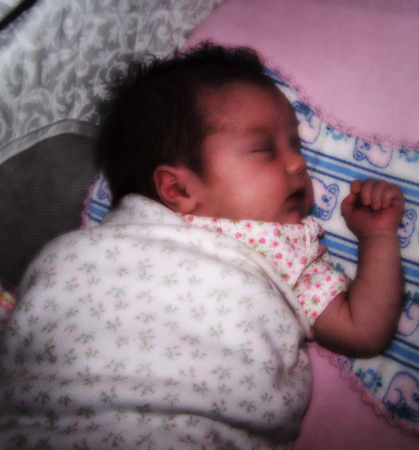 my baby sleep guide schedule