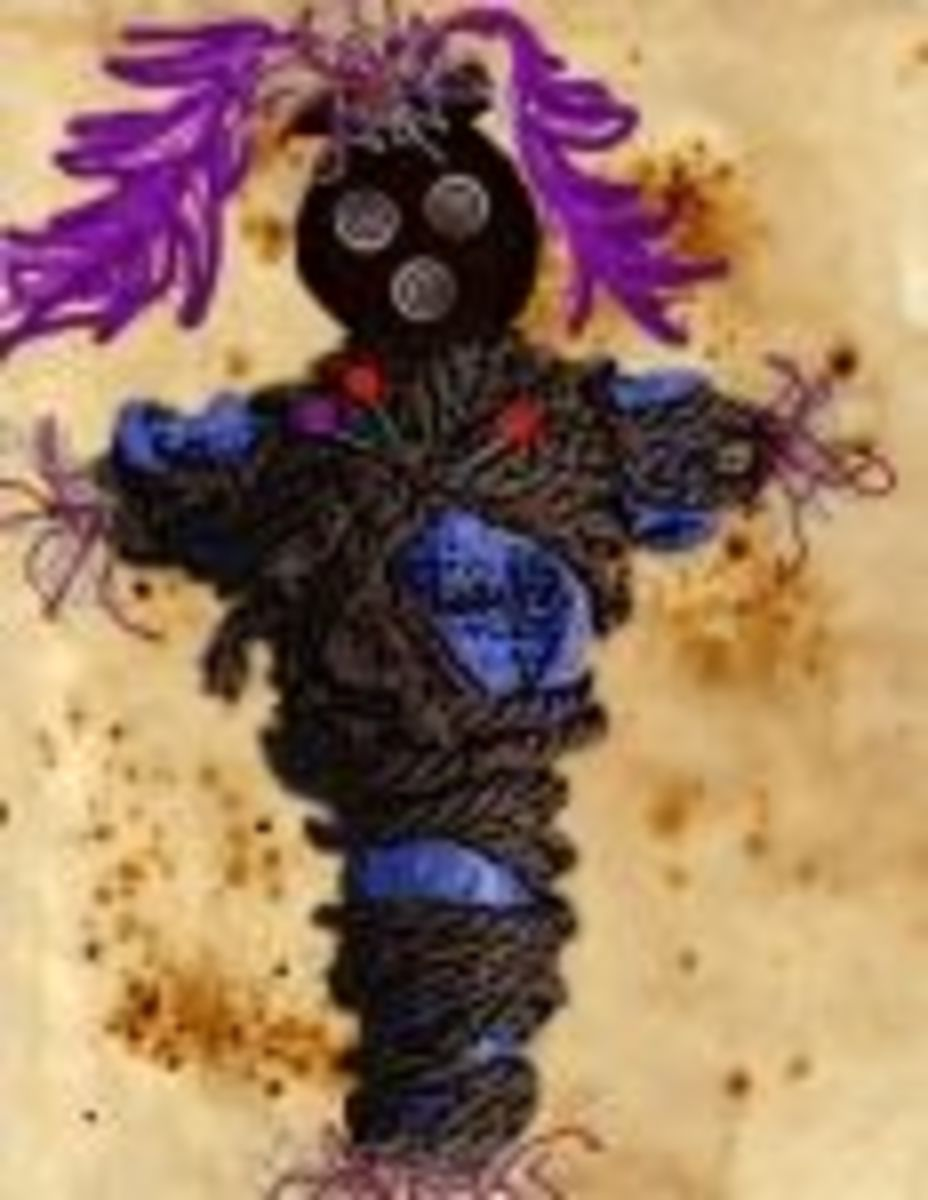 how to use guide voodoo doll