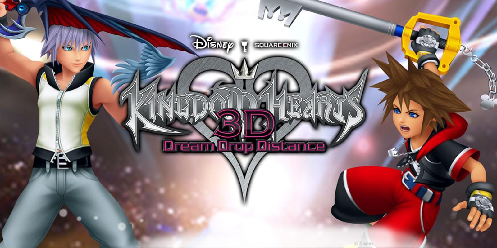 kingdom hearts 3d dream drop distance guide