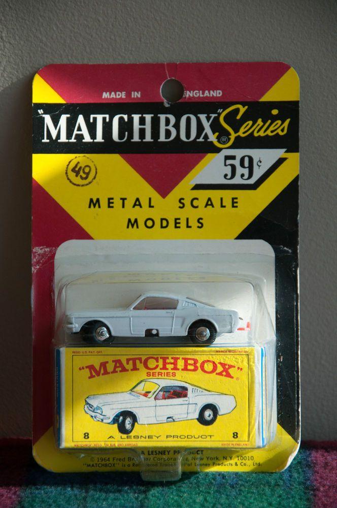 lesney matchbox cars price guide