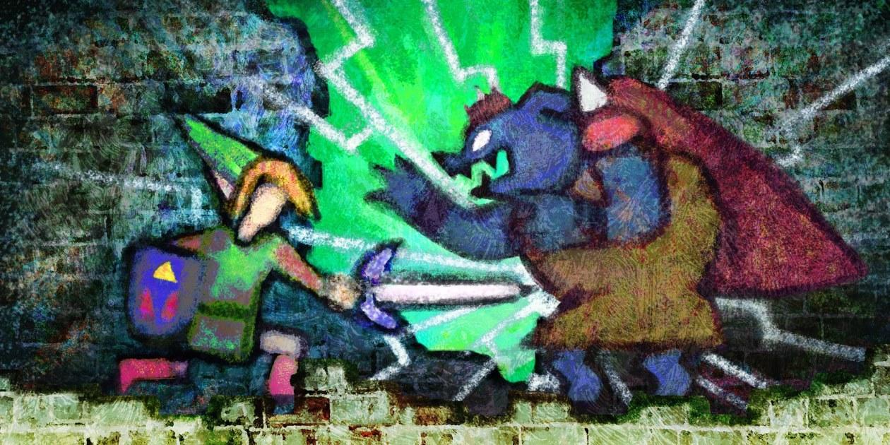 the legend of zelda a link between worlds guide