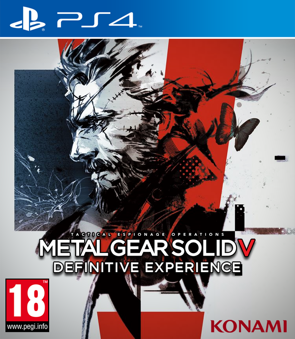 metal gear solid 5 guide book