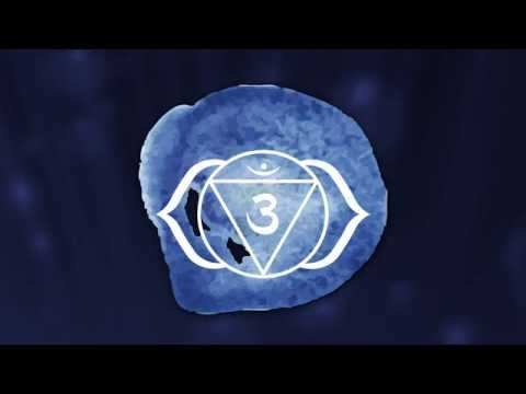 best third eye guided meditation