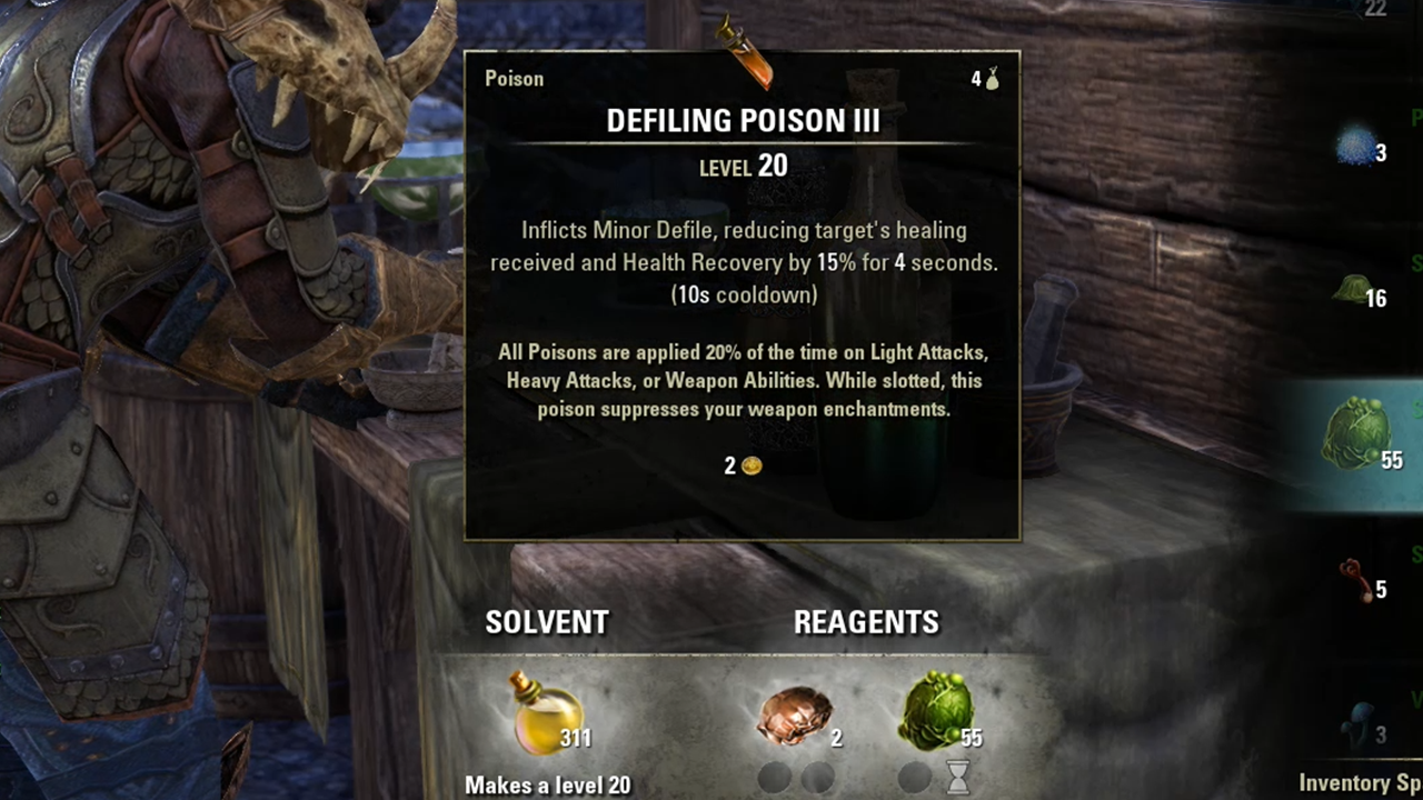 eso alchemy fast leveling guide