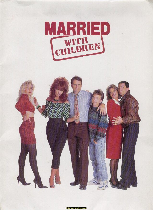 married with children tv guide