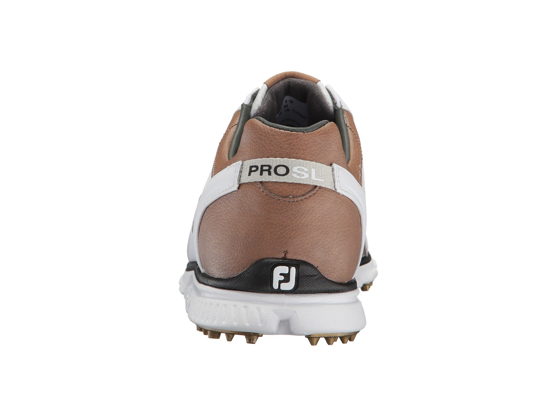 footjoy pro sl size guide