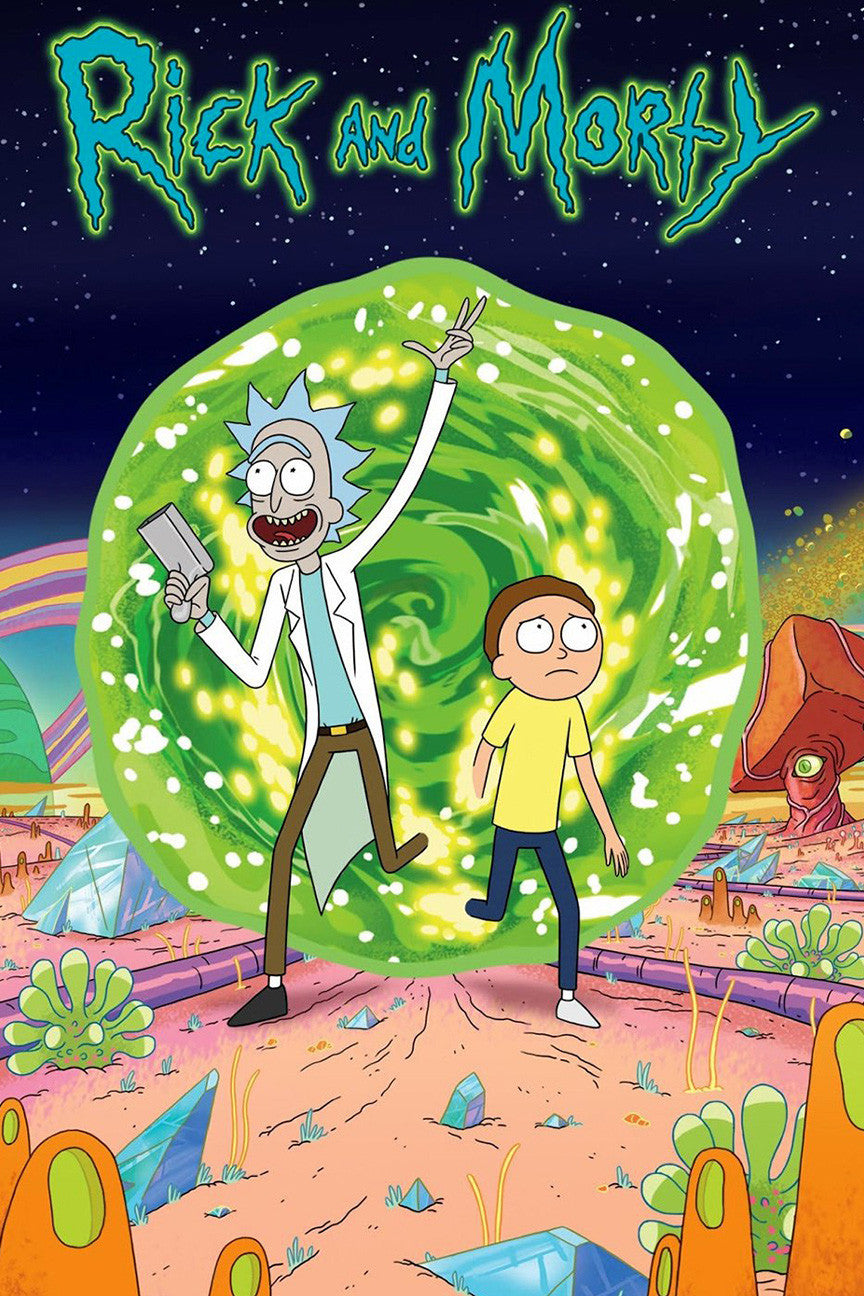 rick and morty tv guide