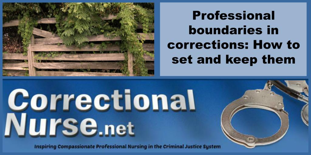 nurses guide to professional boundaries