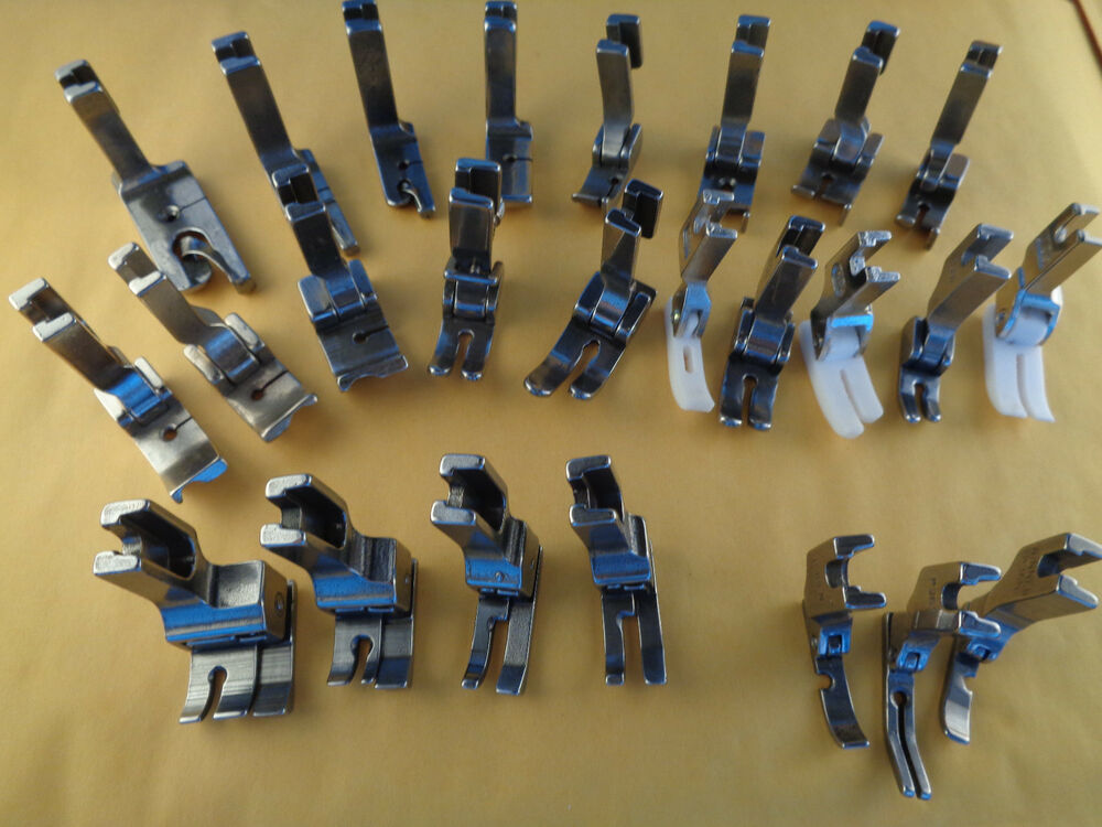 industrial sewing machine feet guide