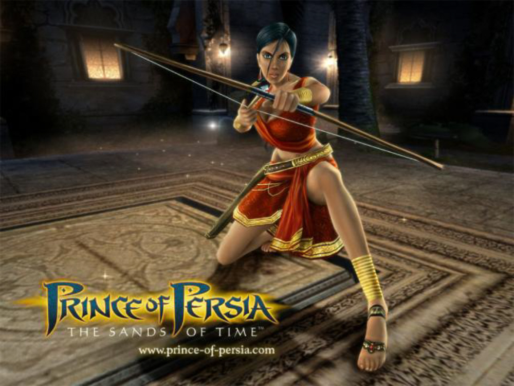 prince of persia sands of time guide