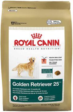 royal canin golden retriever feeding guide