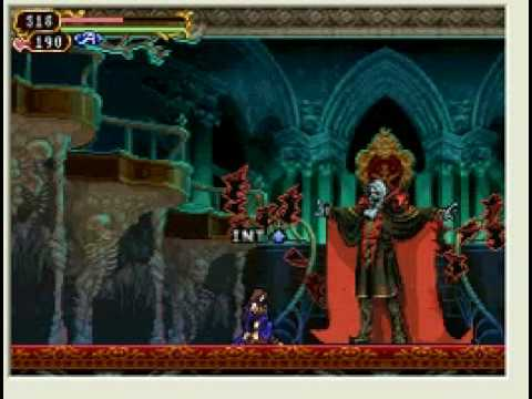 castlevania order of ecclesia boss guide