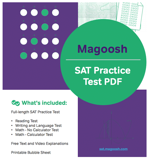 the official sat study guide pdf free download