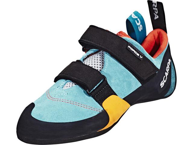 scarpa climbing shoes size guide