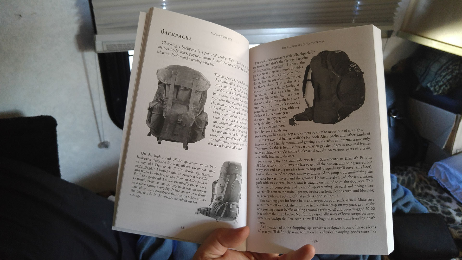 the anarchists guide to travel