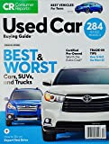 consumer reports car buying guide
