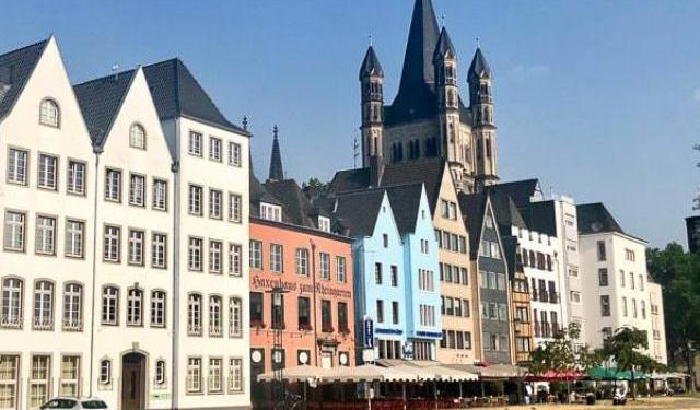 cologne self guided walking tour