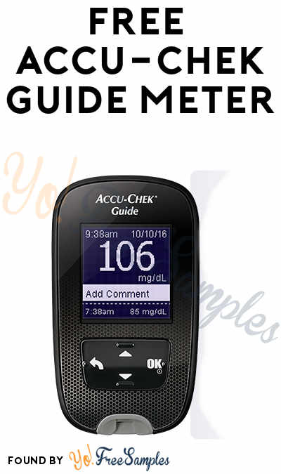 accu chek guide meter kit