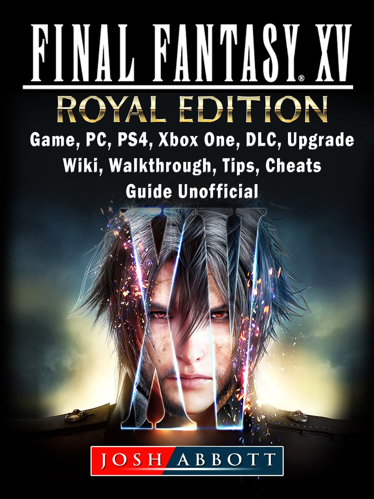 final fantasy 15 guide amazon