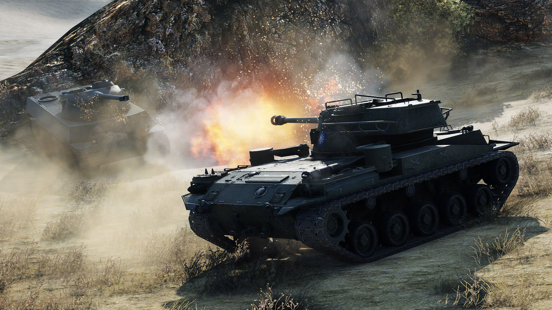 guide to world of tanks