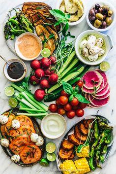 healthy food guide vegetarian recipes