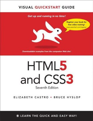 html and css visual quickstart guide 8th edition pdf