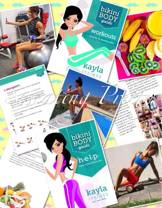 kayla itsines bikini body guide download