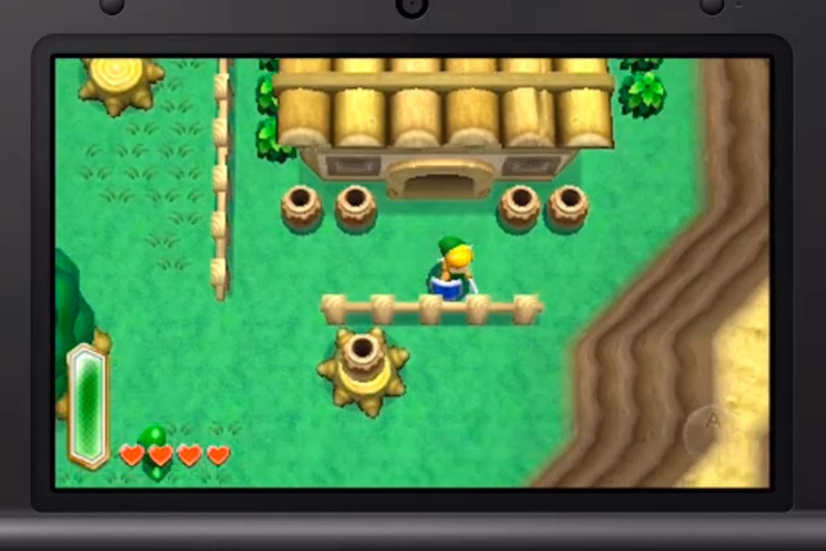 legend of zelda link to the past guide