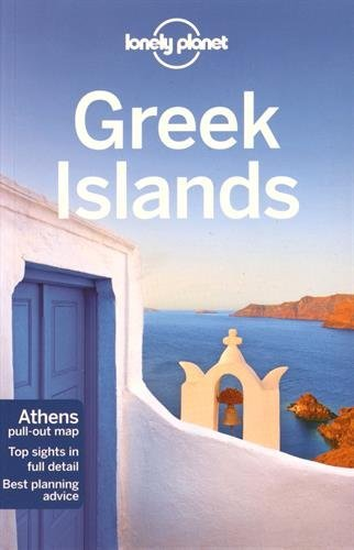 lonely planet greece travel guide