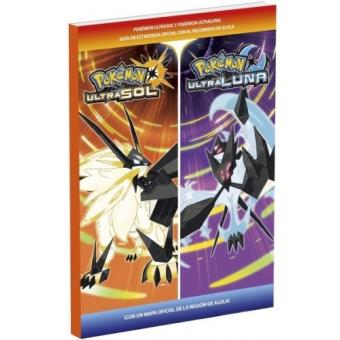 pokemon ultra moon strategy guide