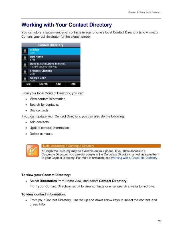 polycom vvx 411 user guide