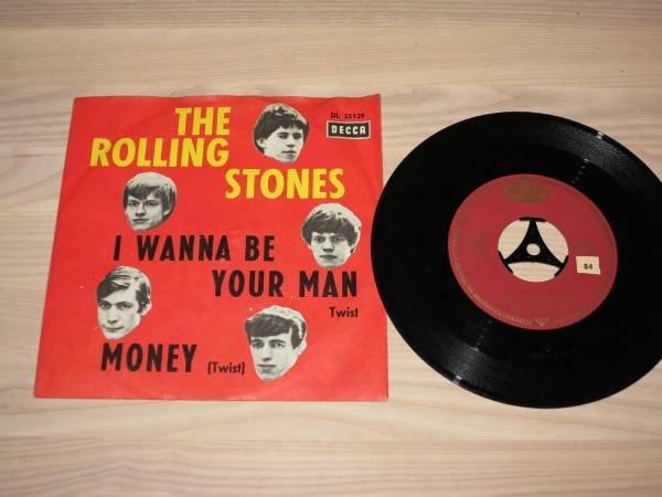 rolling stones record price guide