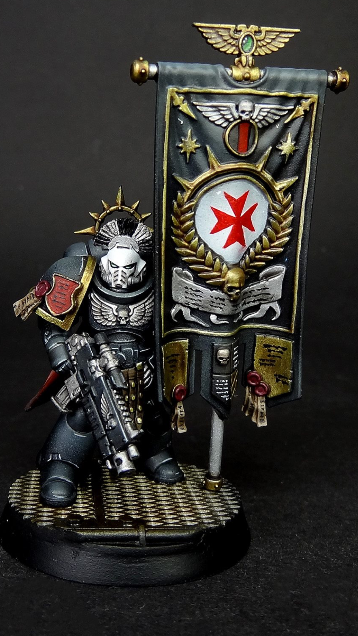 space wolves painting guide pdf