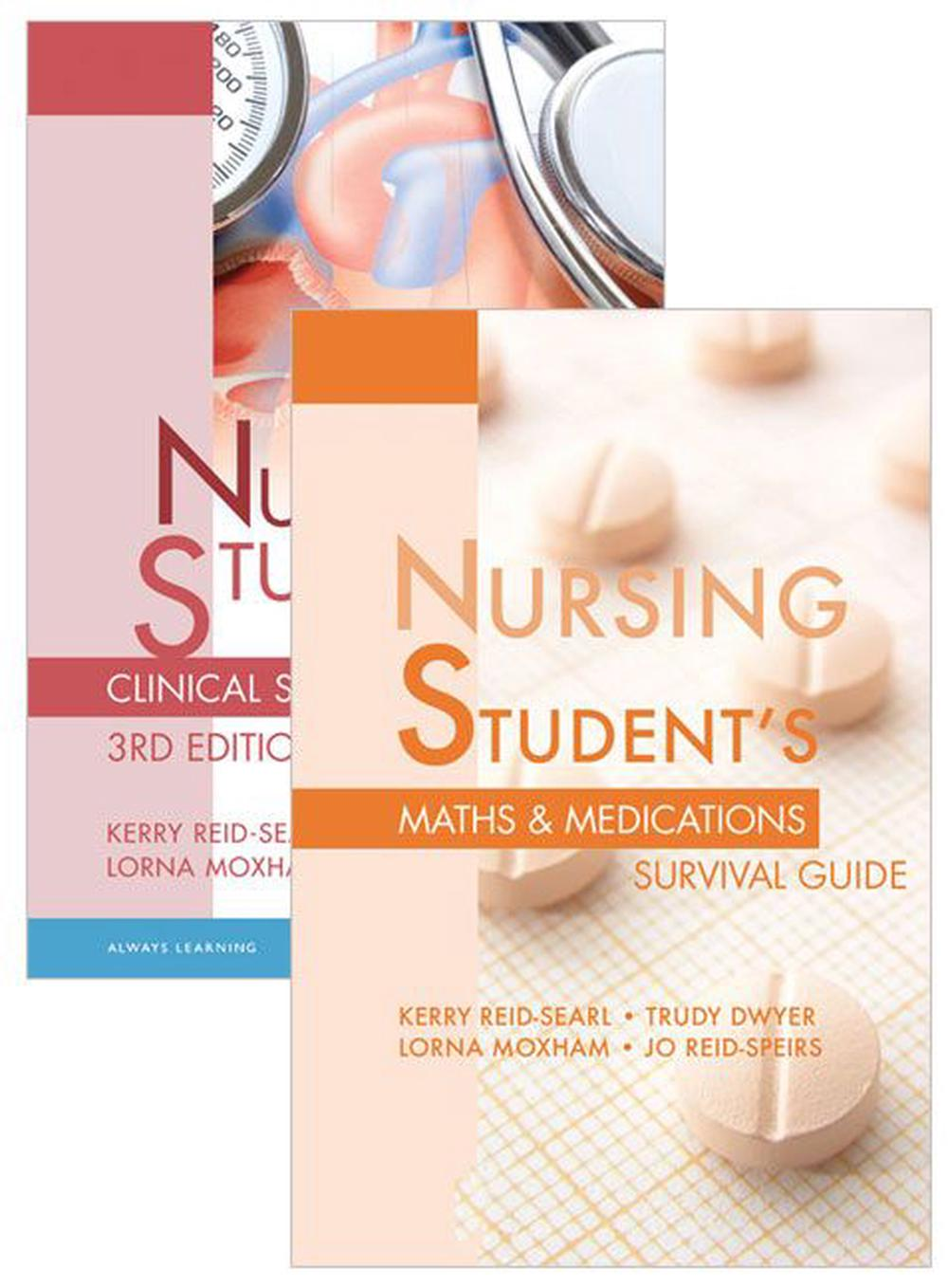 student nurse maths and medications survival guide