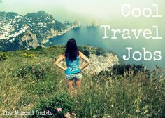 work as a tour guide abroad